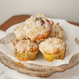 Blueberry Lemon Muffins
