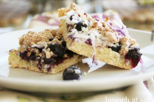 Having a Blast with Blueberry Recipes