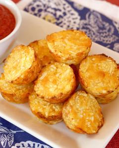 Baked Cauli Tots