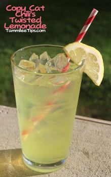 Copycat Chili's Twisted Lemonade