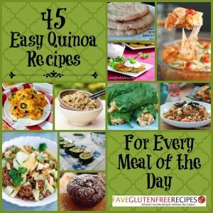 Easy Quinoa Recipes