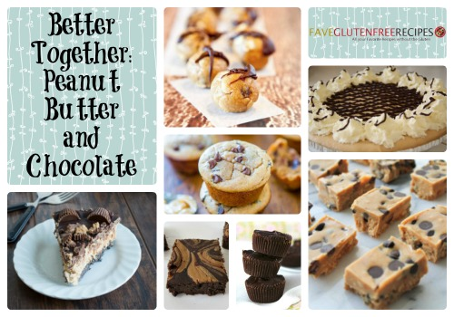Better Together: Peanut Butter and Chocolate