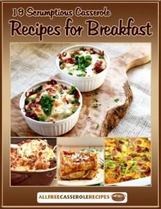 Scrumptious Recipes for Breakfast eCookbook