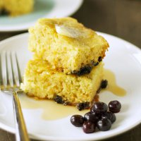 Must-Make Blueberry Vanilla Pancakes