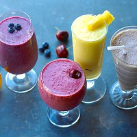 The Only 4 Smoothie Recipes You'll Ever Need