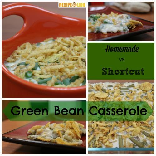 Green Bean Casseroles