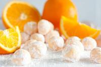 Orange Creamsicle Balls