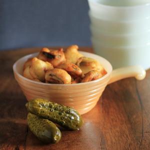 Sate Fair Deep Fried Pickles
