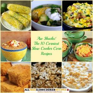 Slow Cooker Corn Recipes
