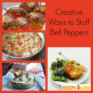 Creative Ways to Stuff Bell Peppers