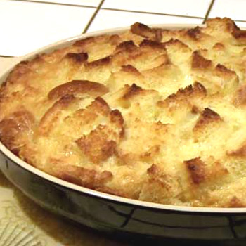 The Best Vintage Bread Pudding