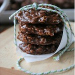 No Bake Cookies Double Espresso