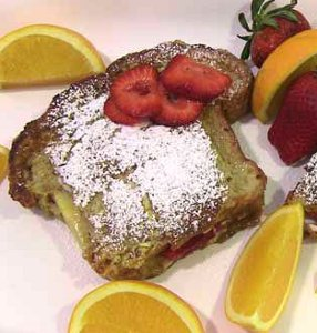 Double Stuffed French Toast