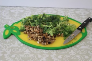 24 Hour Veggie Salad