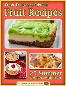 Summer Desserts eCookbook