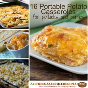 Portable Potato Casseroles