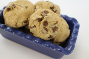 Summer Dashboard Chocolate Chip Cookies