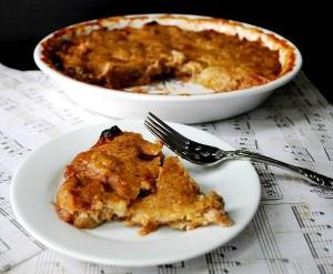 Almond Flour Apple Pie