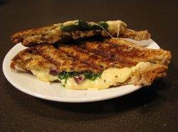 Italian Panini Sandwich