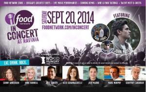 Food Network in Concert