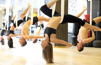 7 Unexpected Yoga Classes To Try Now