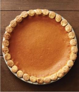 Polka Dot Pumpkin Pie