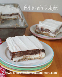 Fat Man's Layered Delight