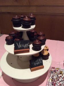 Vegan and Gluten Free Cupcakes