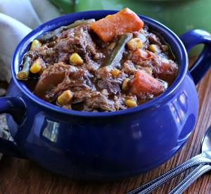 Farmers' Market Beef Stew