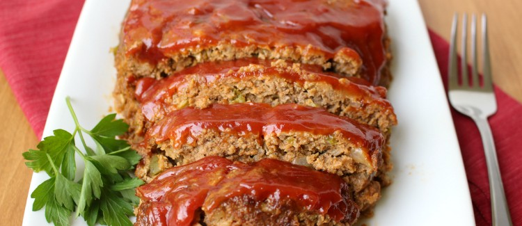Magic Slow Cooker Spring Meatloaf