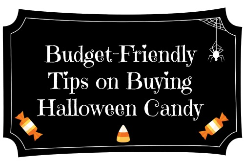 Budget-Friendly Tips on Buying Halloween Candy