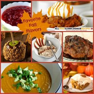 Favorite Fall Flavors