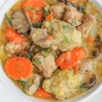 Sunday Supper Chicken and Dumplings