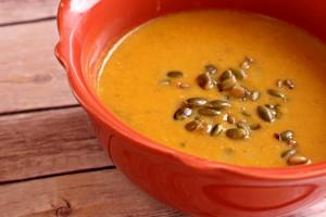 Homemade Panera Autumn Squash Soup
