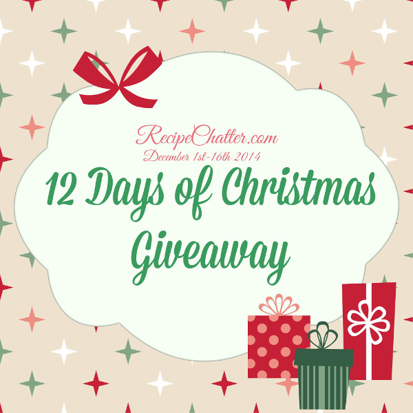 12 Days Of Christmas Giveaway Day Six Enter To Win