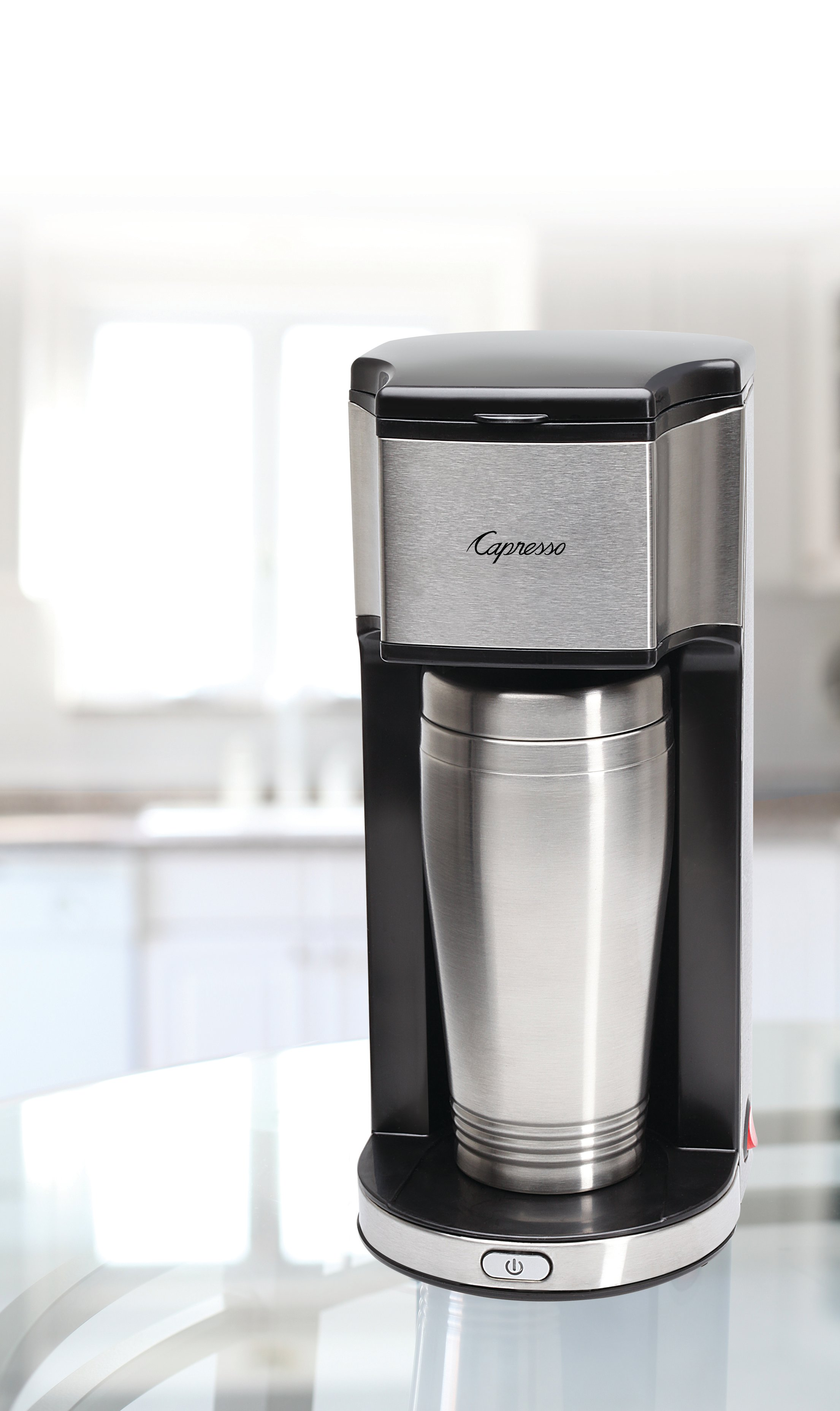 Capresso One Cup Coffee Maker