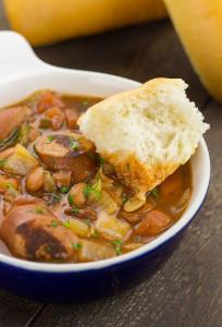 Easy White Bean Stew