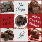 How To Make Slow Cooker Fudge
