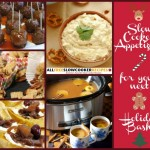 Slow Cooker Holiday Appetizers