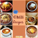20 Best Easy Chili Recipes