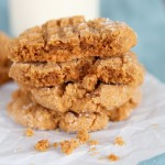 Quick and Easy Flourless Peanut Butter Cookies