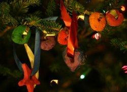 Edible Chirstmas Ornaments