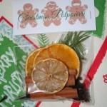 Orange Spice Holiday Potpourri
