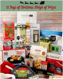 12 Days of Christmas Sleigh of Prizes