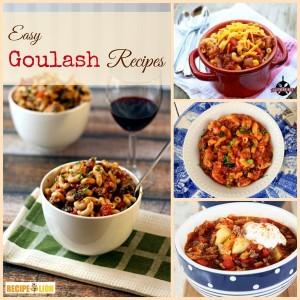 Easy Goulash Recipes