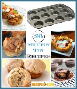 26 Muffin Tin Recipes