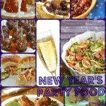 New Year's Party Food