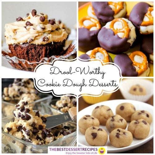 Cookie Dough Desserts