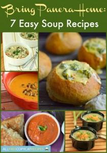 Panera Copycat Recipes