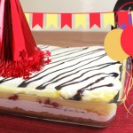 Happy Birthday, Banana Split Lasagna